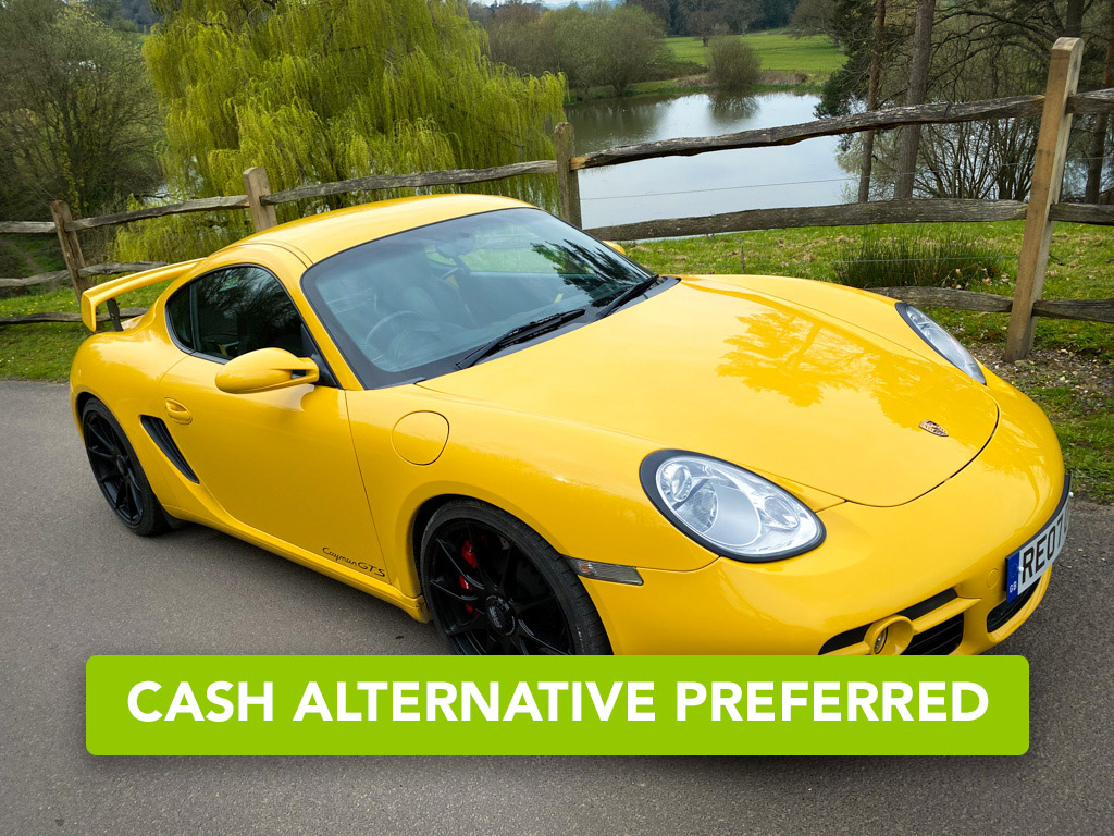 Winner Chris Forde of a Porsche Cayman S 3.4 Beast - 12th April