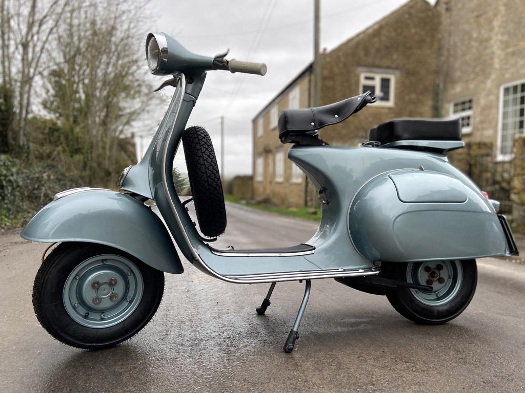 VESPA 150 (VBA) – 1959