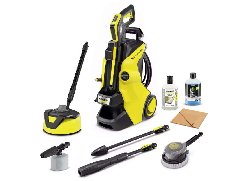 Karcher K5 Car & Home Pressure Washer - 15th Feb