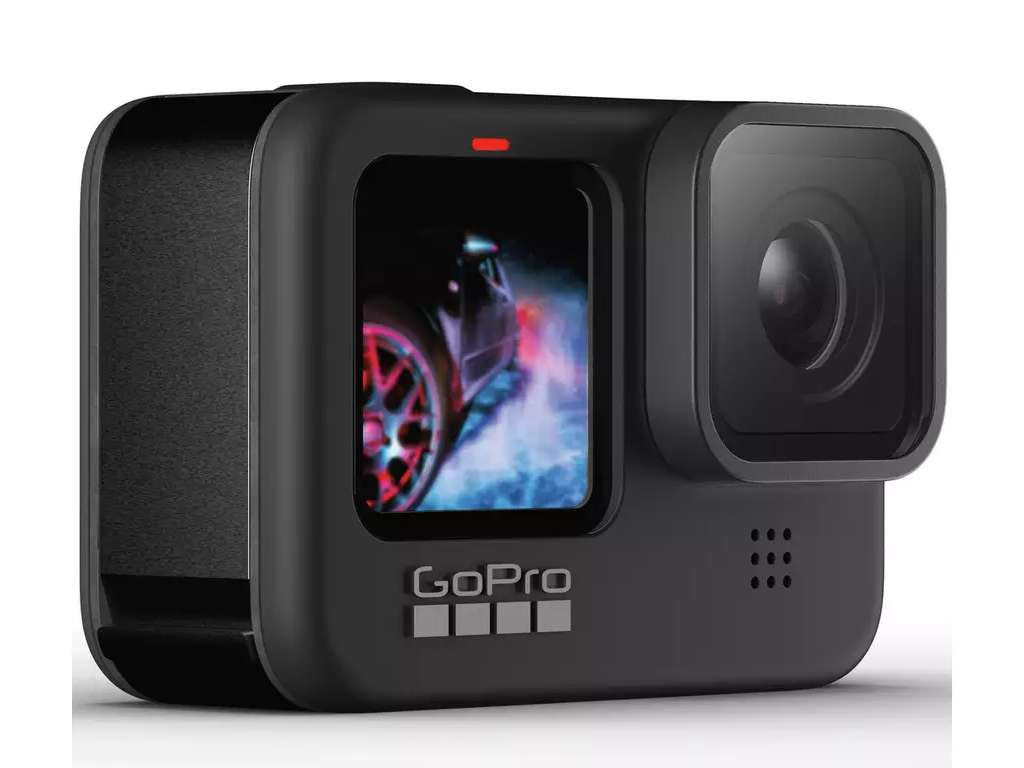 GoPro HERO 9 Black - Waterproof Action Camera - 15th Feb