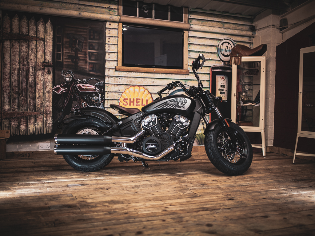 Brand New - Indian Scout Bobber Twenty - 22nd Feb