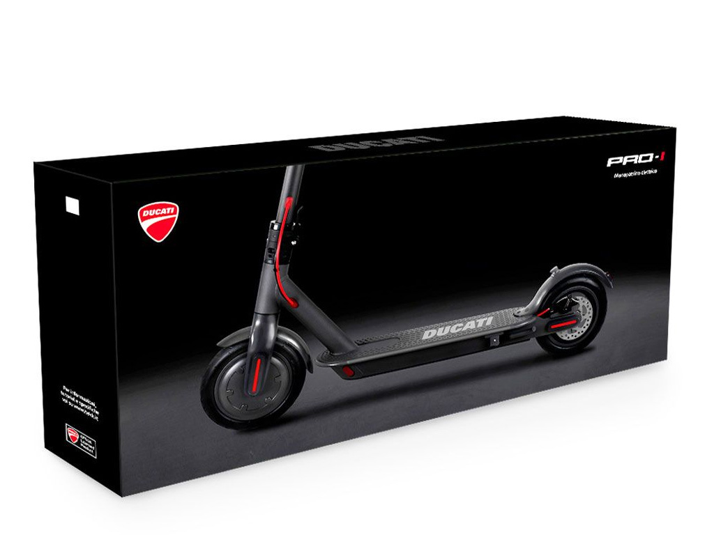 Ducati Pro 1 Plus Electric Scooter - 15th Feb