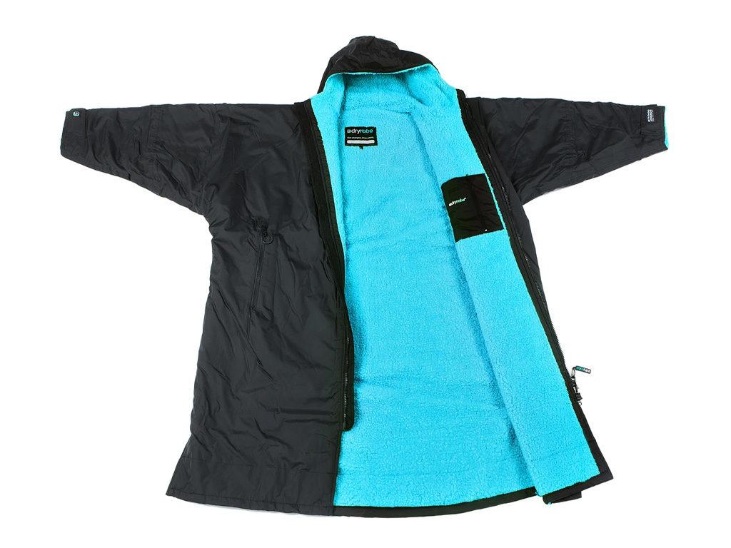 dryrobe Advance Long Sleeve - Blue - 8th Feb - DRAW 2