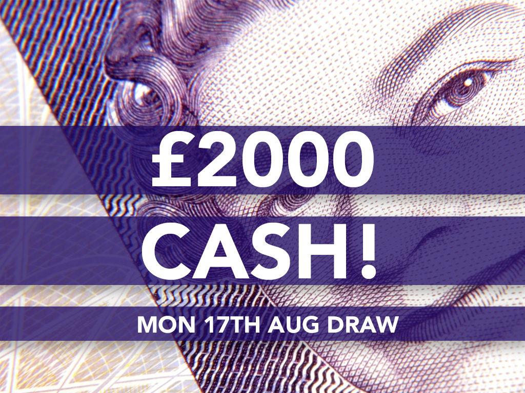 £2k Cash