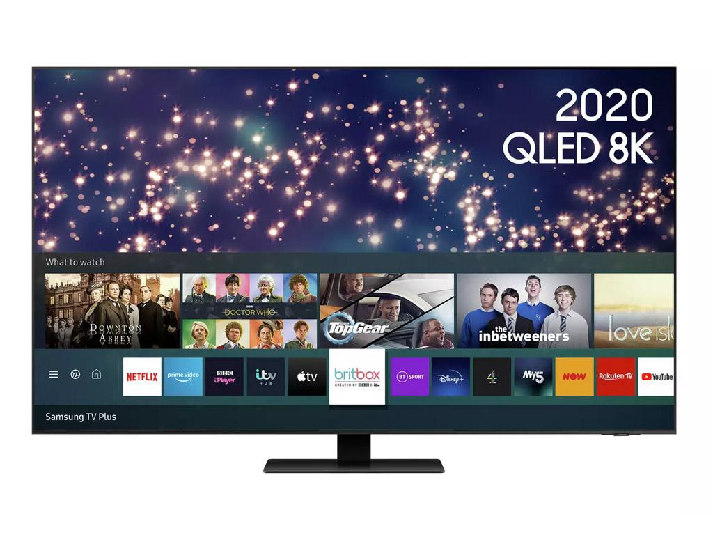 Samsung 55 Inch True 8K QLED TV