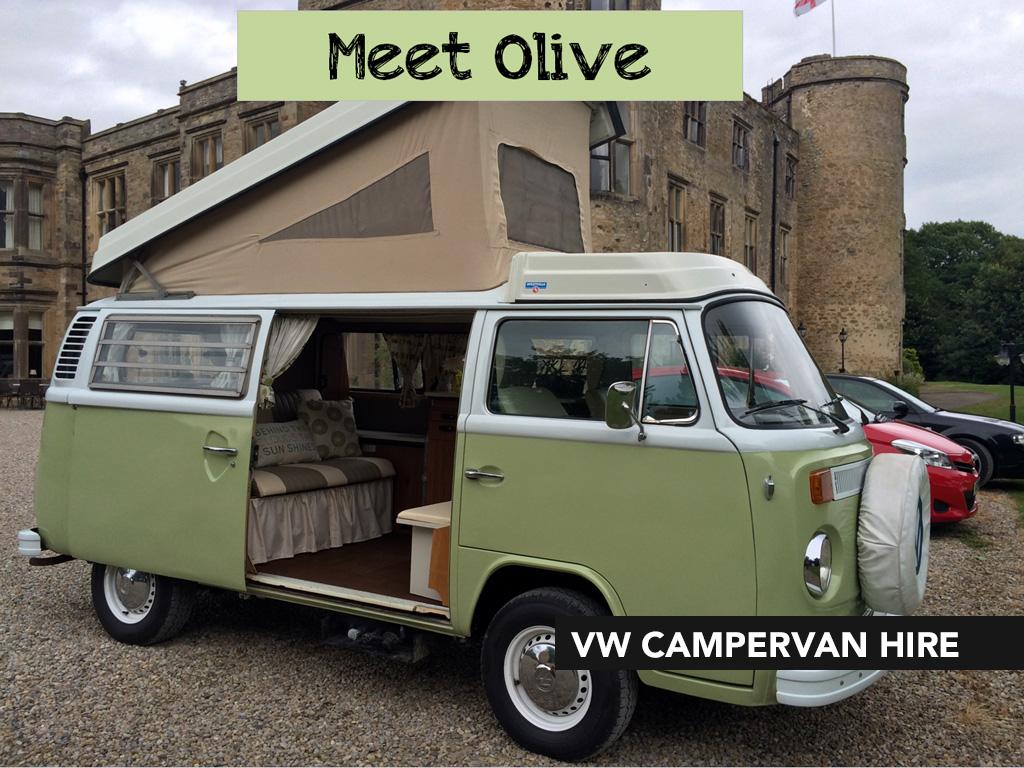 Staycation VW Camper Hire