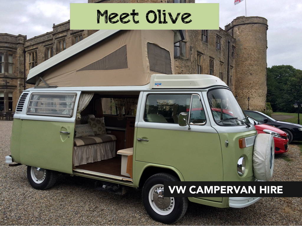 Staycation Camper Hire