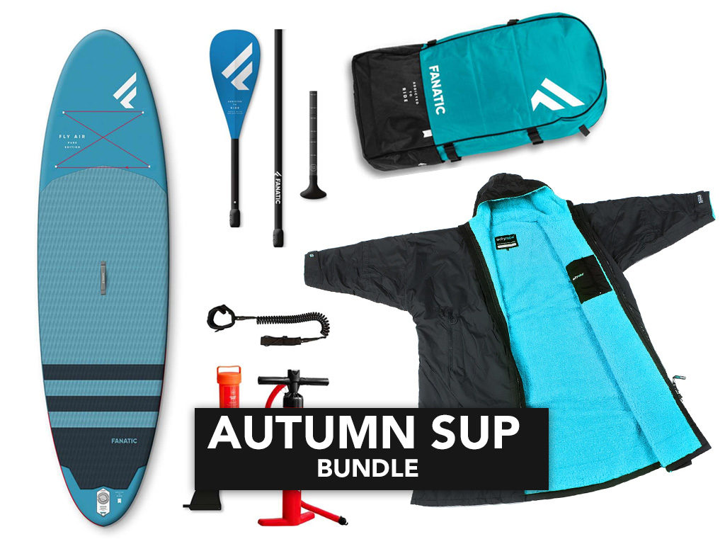 Fanatic SUP & Dryrobe