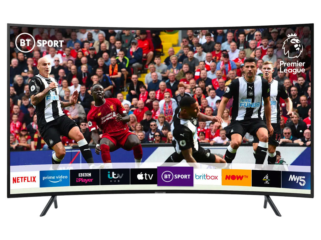 55inch Samsung TV