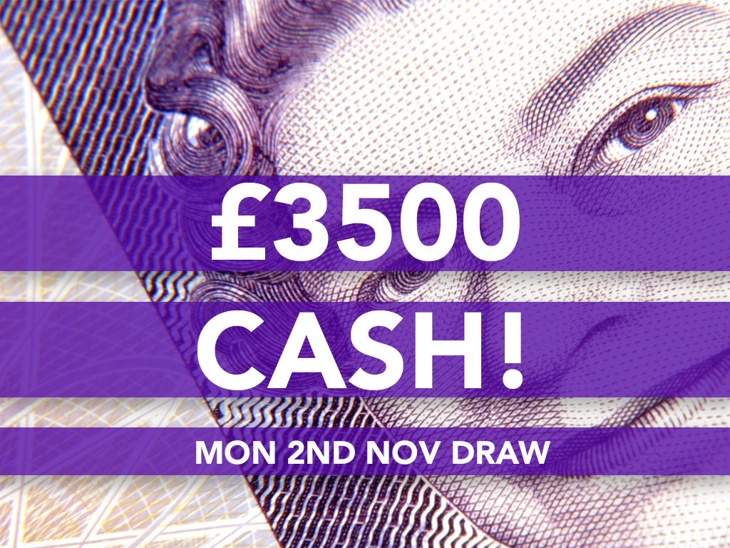 £3500 Cash