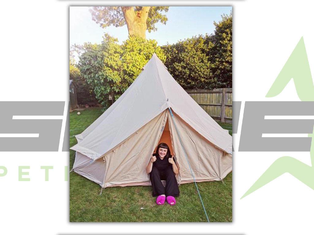 Bonus Bell Tent