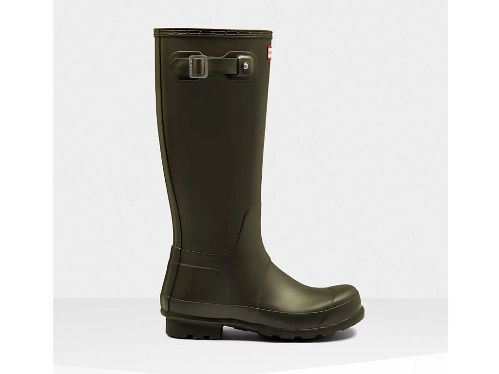 2 x Pairs of Hunter Wellies