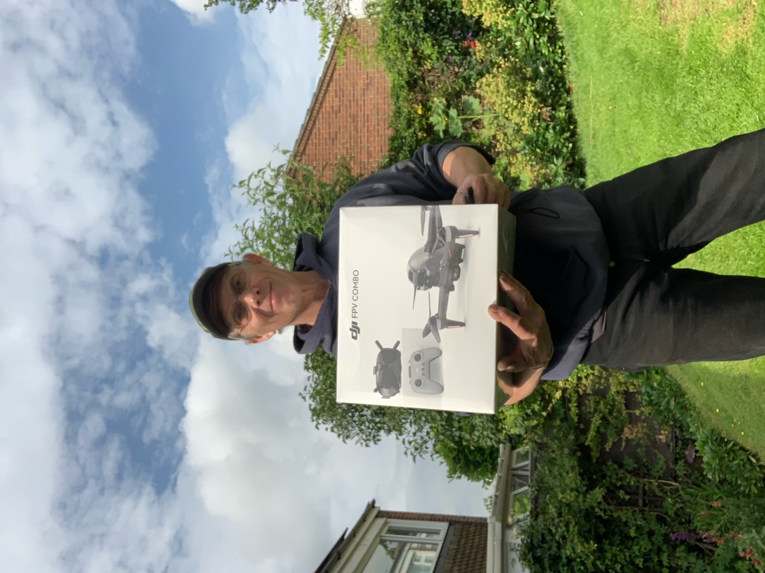 Winner Gary Huston of a DJI Drone FPV Combo - 28th June