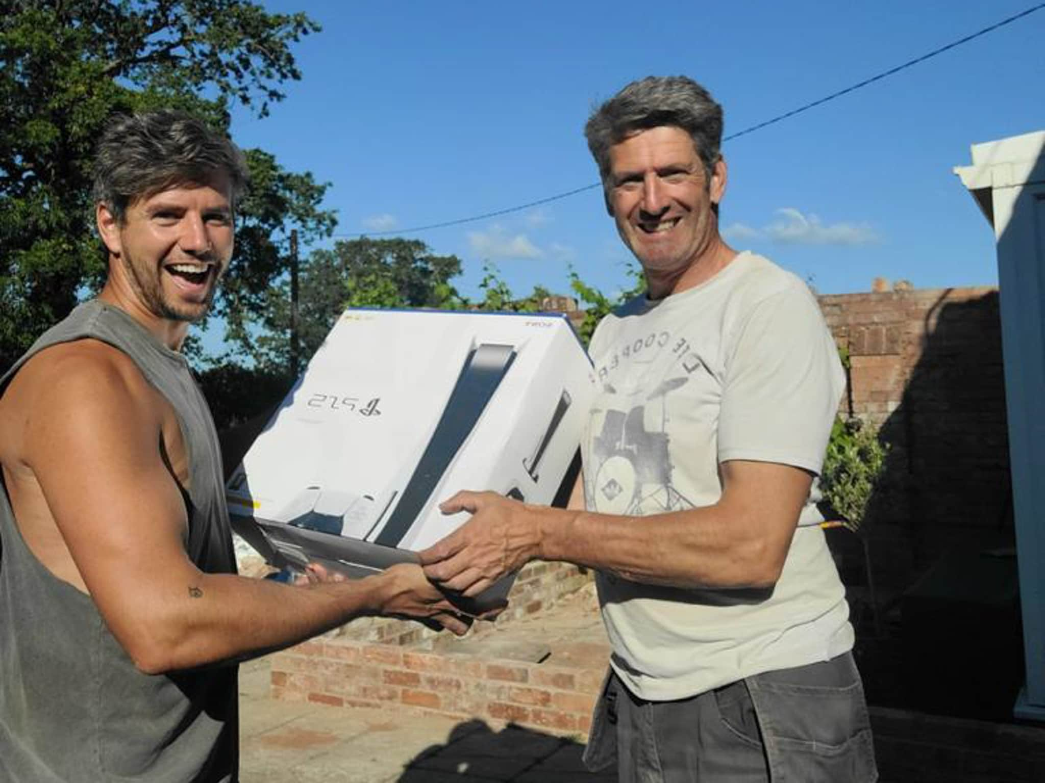Winner Will Armstrong of a Sony Playstation 5 - Disk Edition - 825GB - 5th July