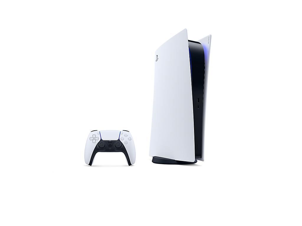 PlayStation 5 Digital Edition Console - Draw 2 - 21st June