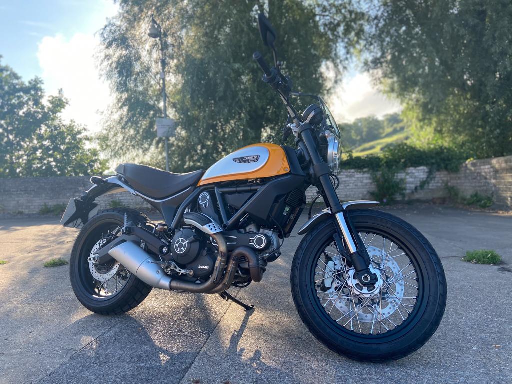 Ducati Scrambler Classic - 6th Sep