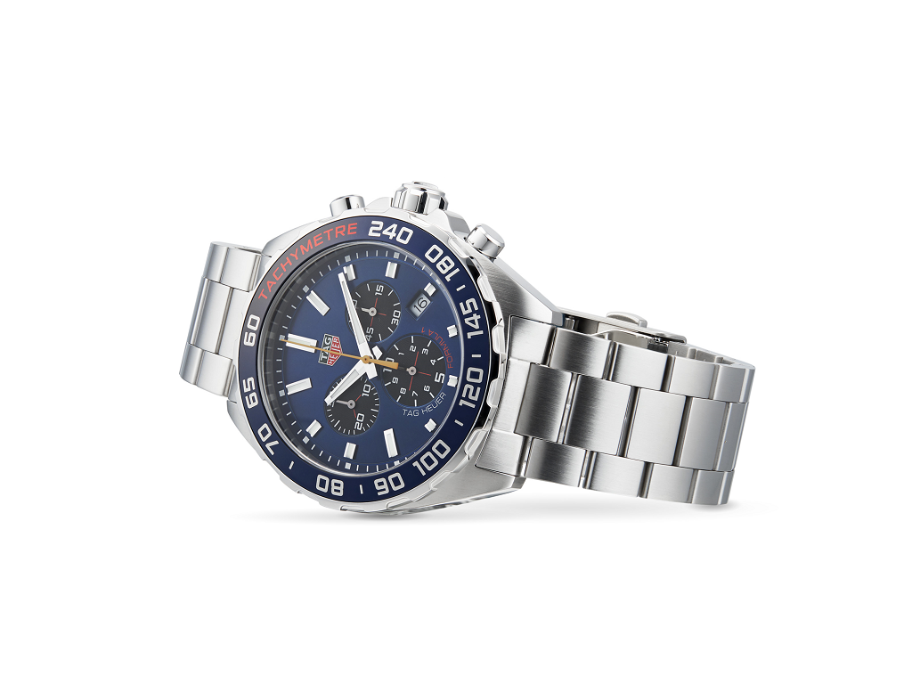 TAG HEUER FORMULA 1 ASTON MARTIN RED BULL RACING SPECIAL EDITION 2020 - 10th May