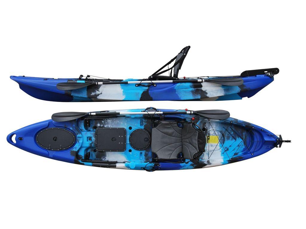 Barracuda Fishing Kayak with Fishing Chair - 9th Aug