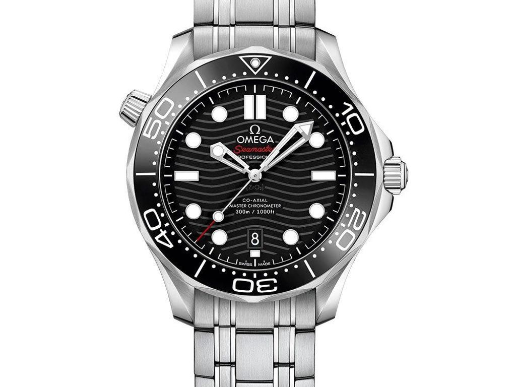 OMEGA Seamaster Diver 300m Automatic Men's Watch - 28th June