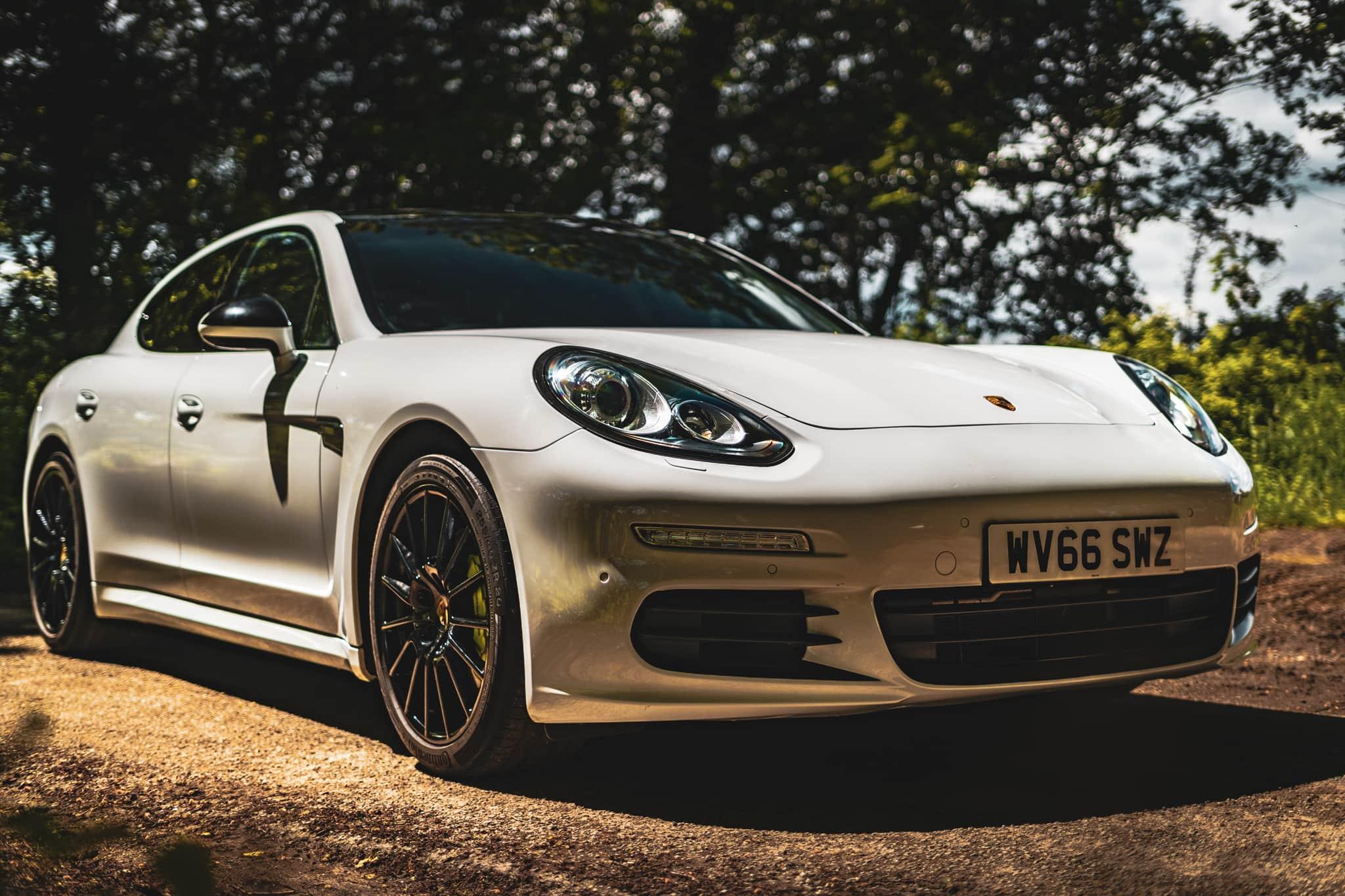 2016/66 Porsche Panamera S-E 3.0 Hybrid/Electric Auto/Tip - 7th June