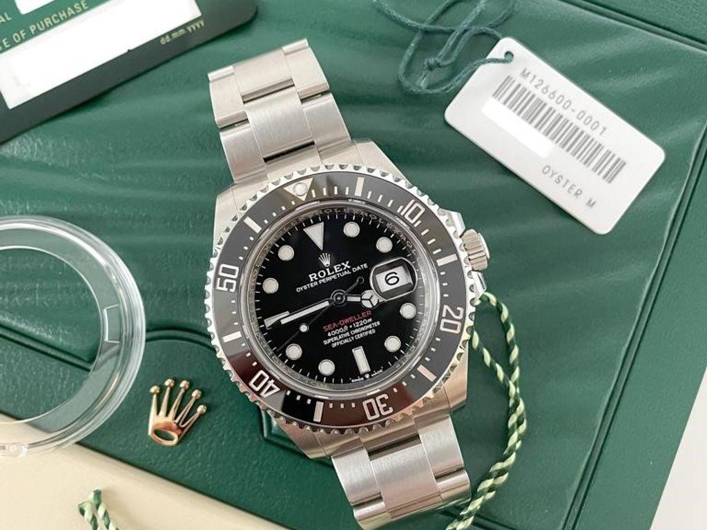 Rolex SeaDweller 43 - 6th Sep