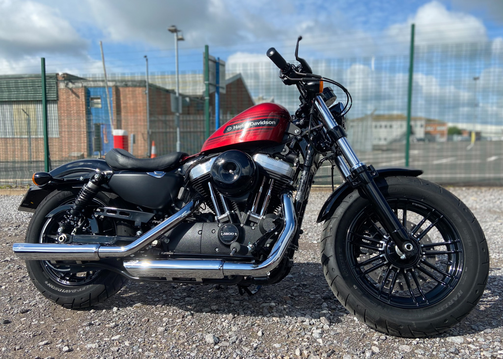 2019 Harley Davidson Sportster 1200 Forty Eight! - 7th June