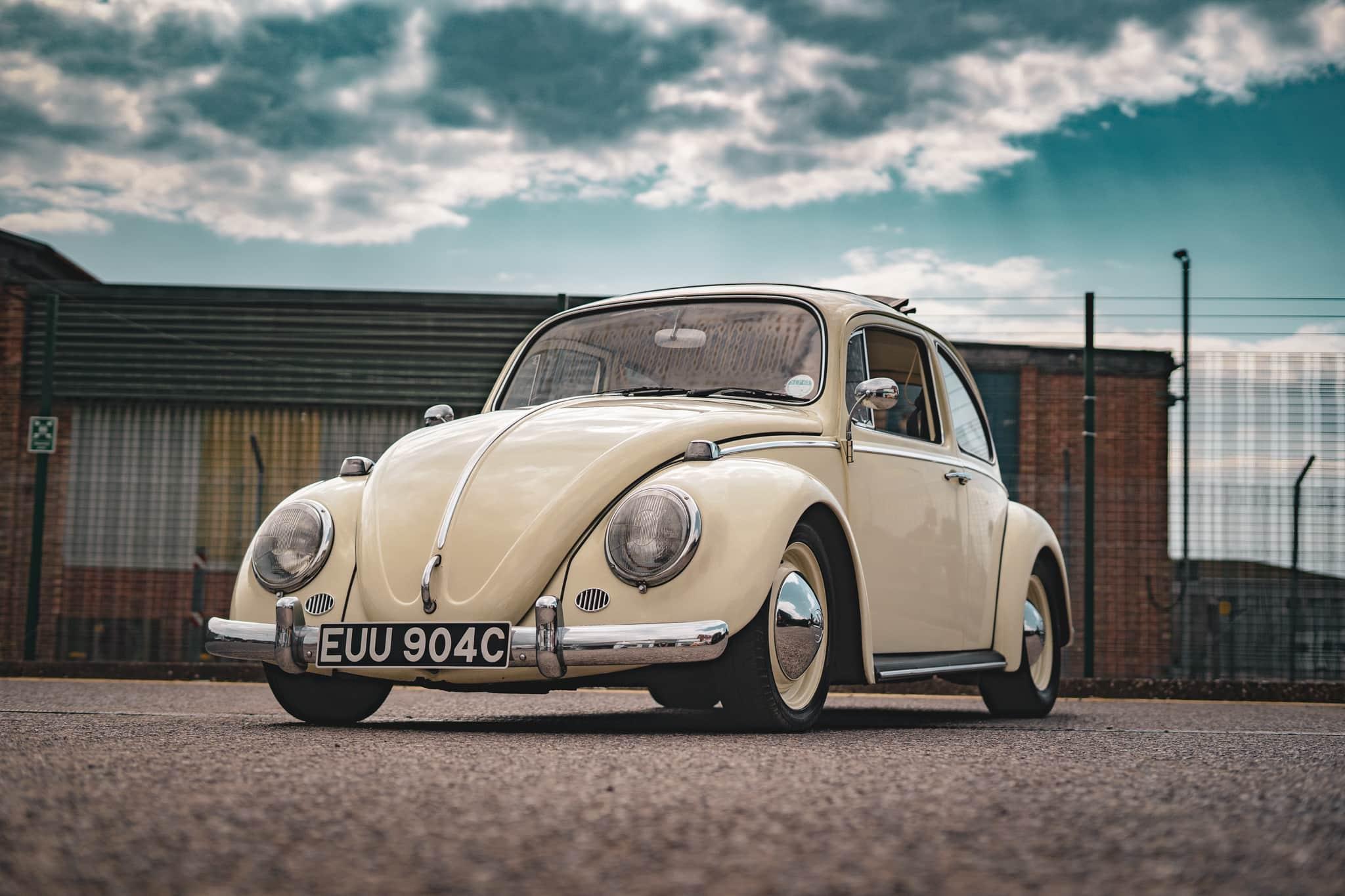 1965 VW Ragtop beetle - FREE ENTRY - Love Bug - 9th Aug
