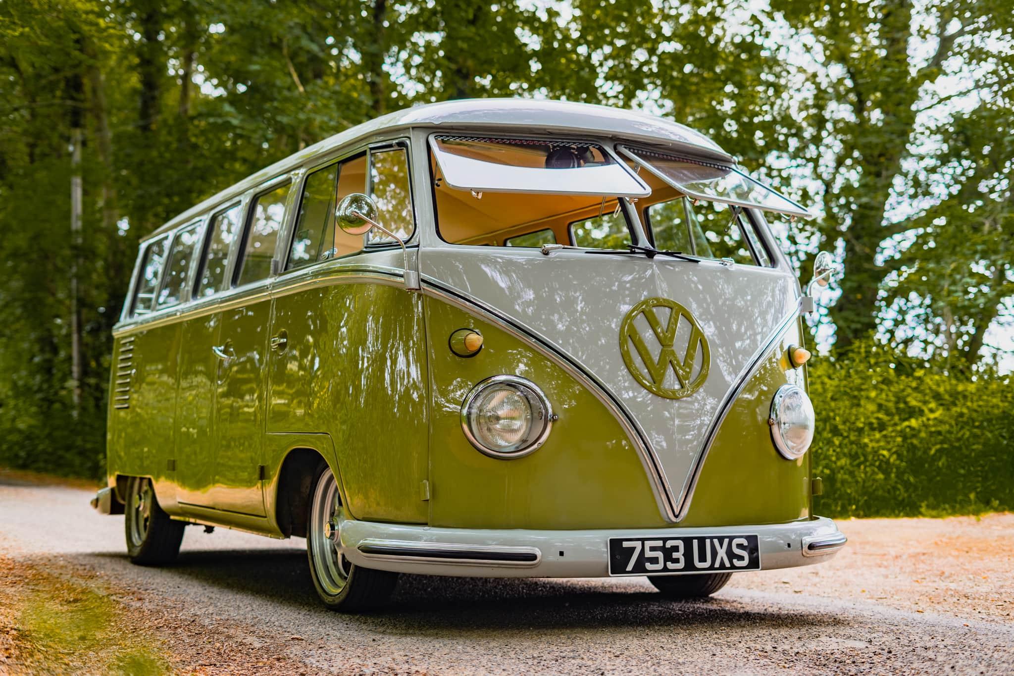 1961 VW Splitscreen - German 15 Window Deluxe - 14th June