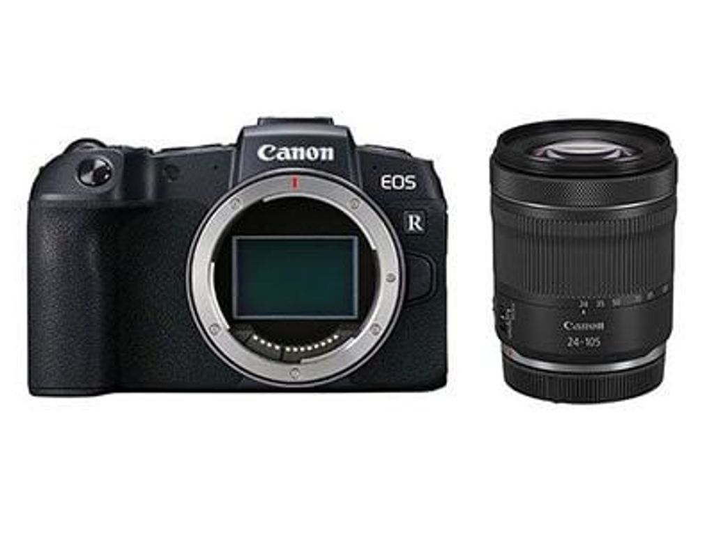 Canon EOS RP Digital Camera with 24-105mm IS STM Lens - 13th Sep