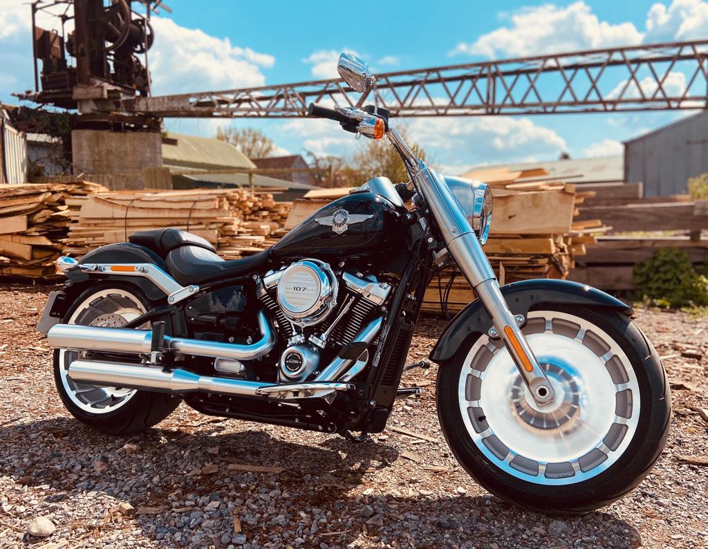 2020 Harley Davidson 'Fatboy' - 10th May
