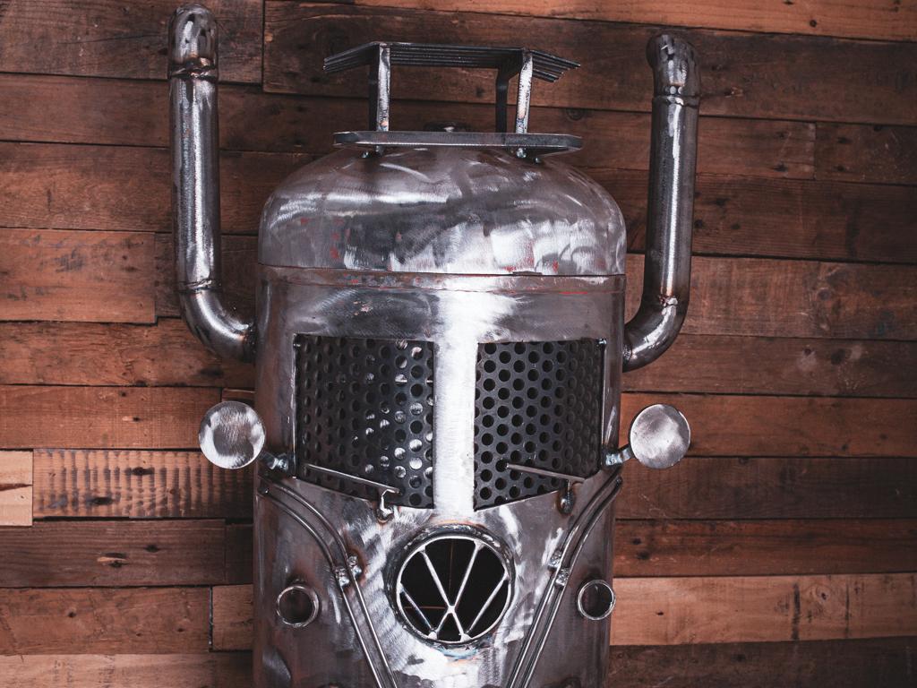 VW Log burner - 1st March