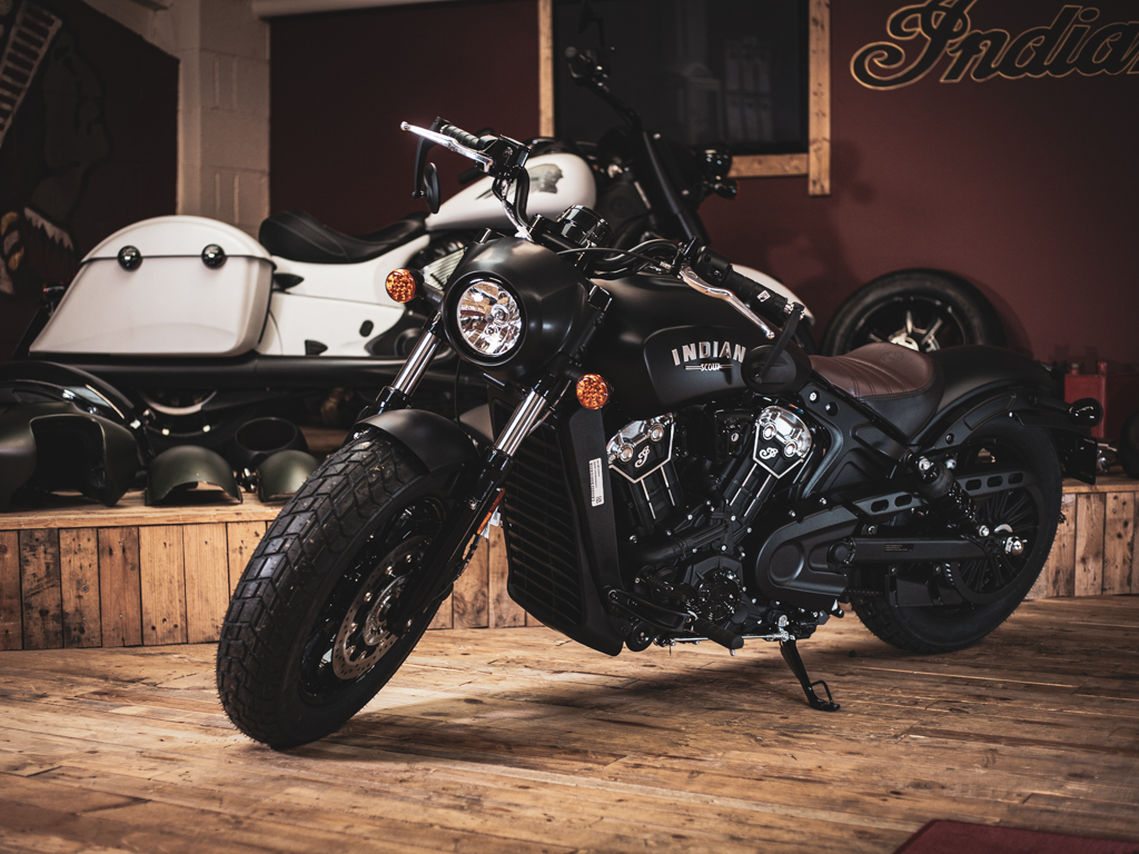 Brand New 2021 Indian Scout Bobber 1200 - 15th March