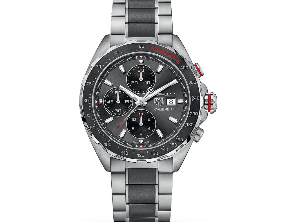 TAG HEUER FORMULA 1 MENS WATCH - 19th April