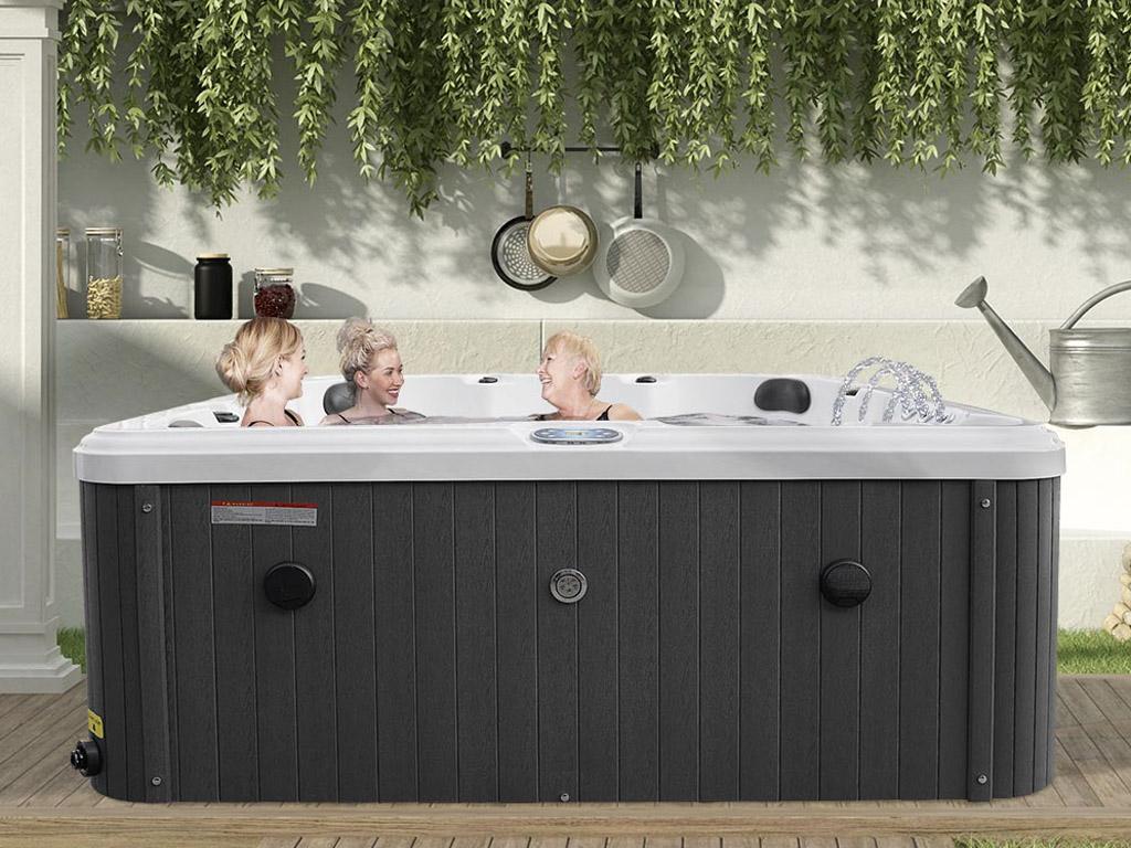 Magic Beach Hot Tub - 12th July