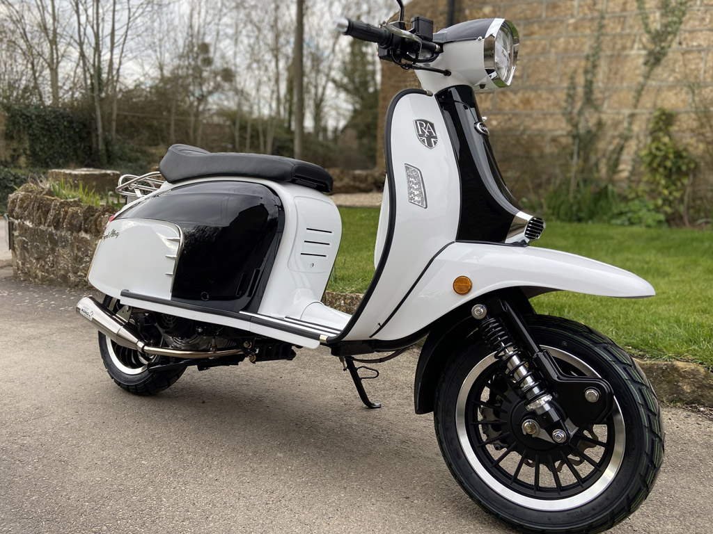 Royal Alloy - GT 125, 2020 - 29th March