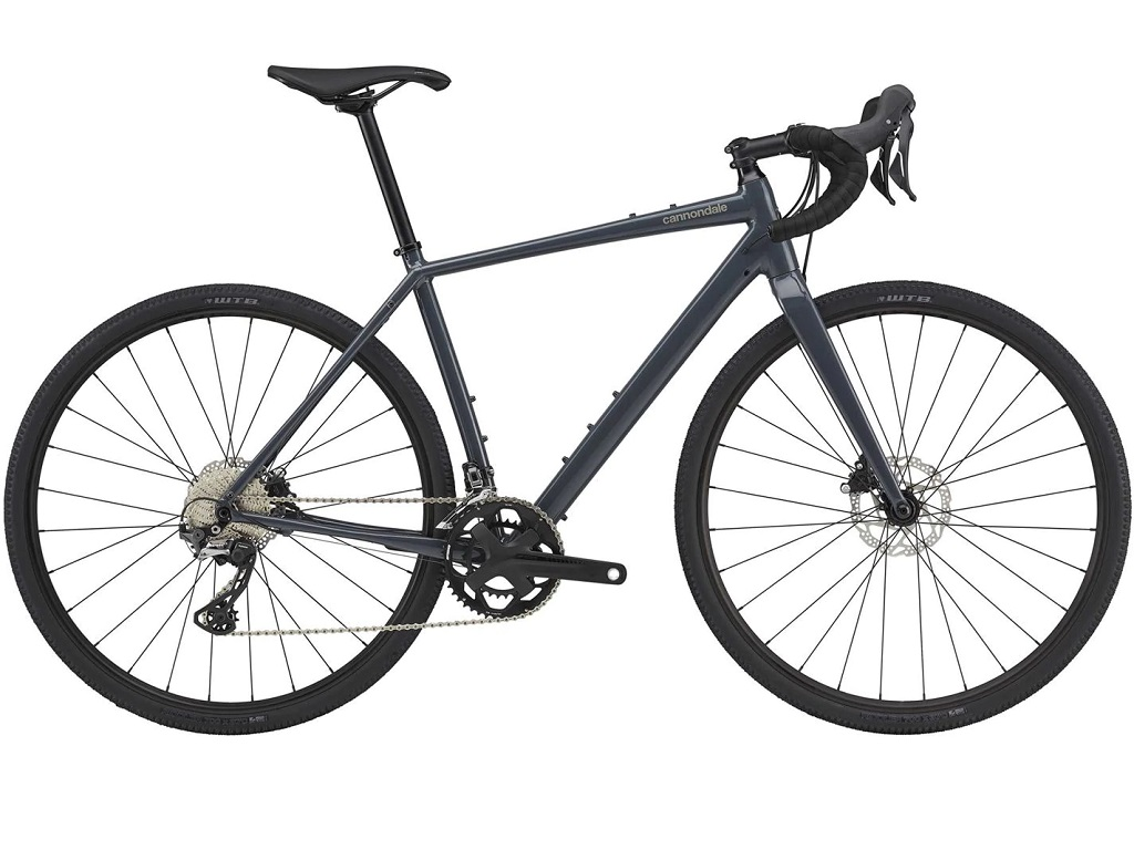Cannondale - Topstone 1 2021 Gravel Bike Grey 21 - 22nd March