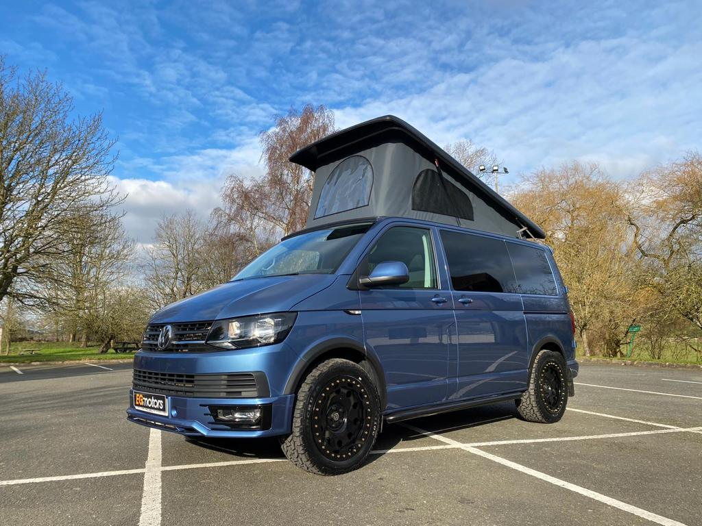 2016 VW T6 Highline - 4x4 Expedition - 200bhp - 1st March