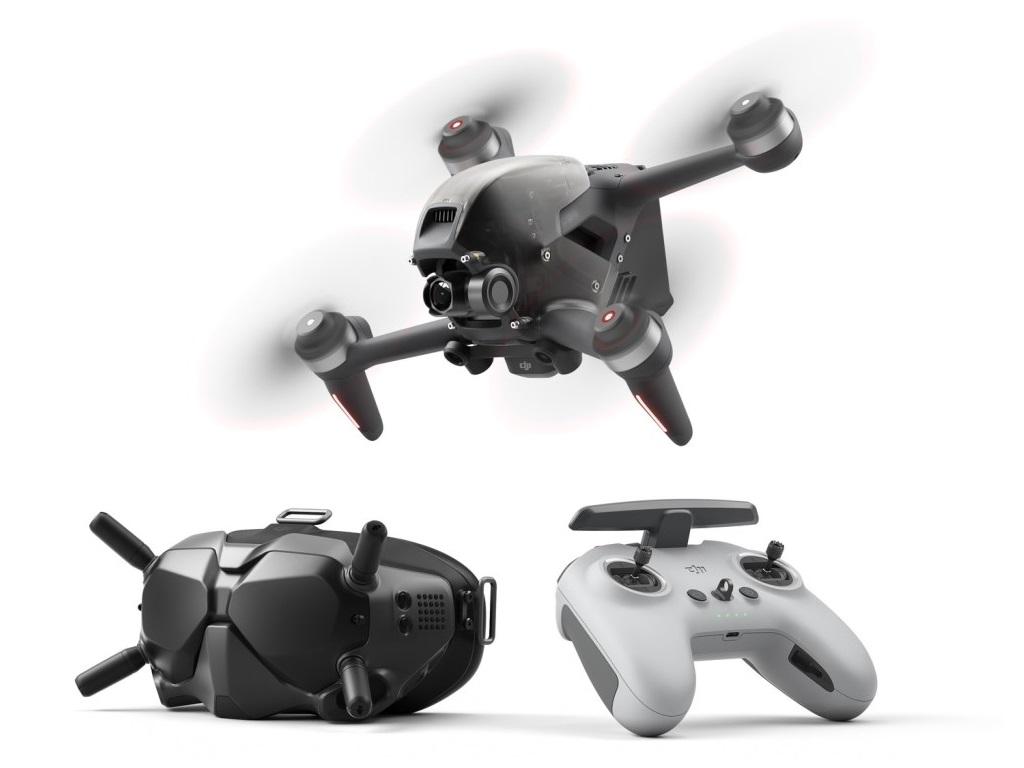 DJI Drone FPV Combo - 12th April