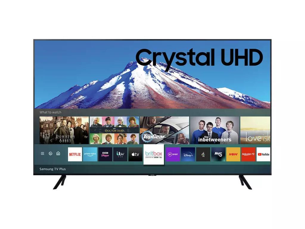 Samsung 75 Inch Smart 4K UHD HDR LED TV - 3rd May