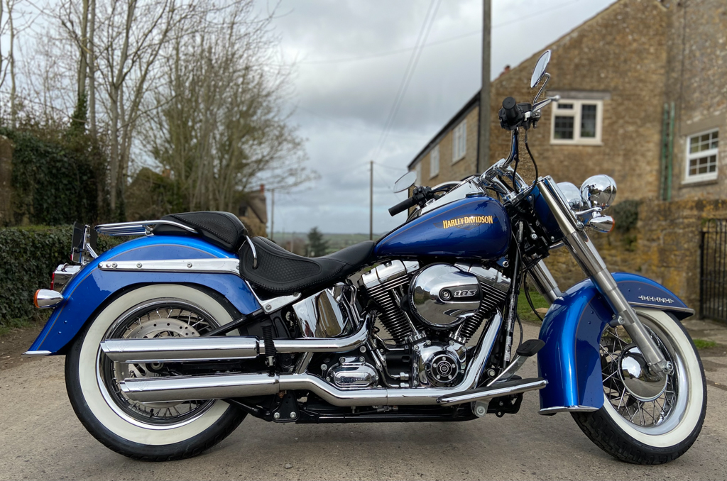 2018 Harley Davidson Softail Softail Deluxe - 22nd March