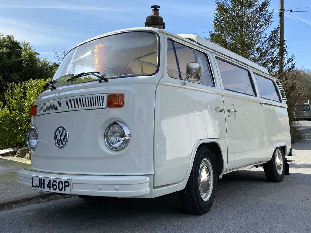 1976 VW Bay Window - 5th April