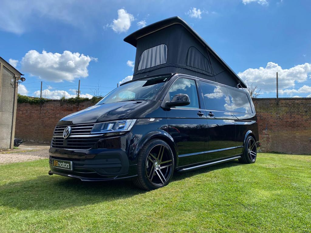 2020 VW T6.1 - Black 2.0 TDI- 10th May