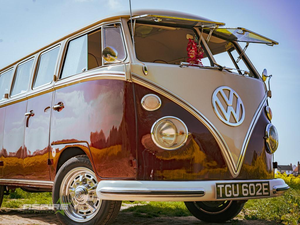 1967 Ruby The Deluxe VW Splitscreen  -  3rd May