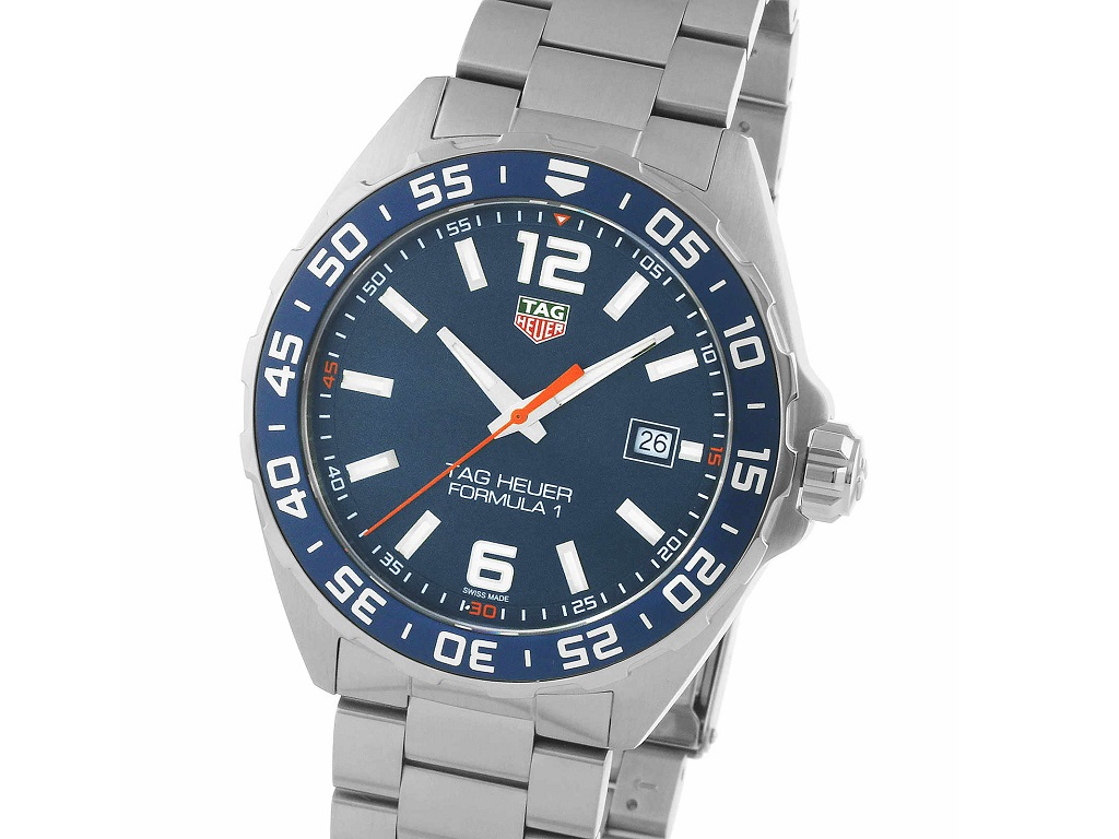 TAG HEUER FORMULA 1 43MM MENS WATCH - 22nd March