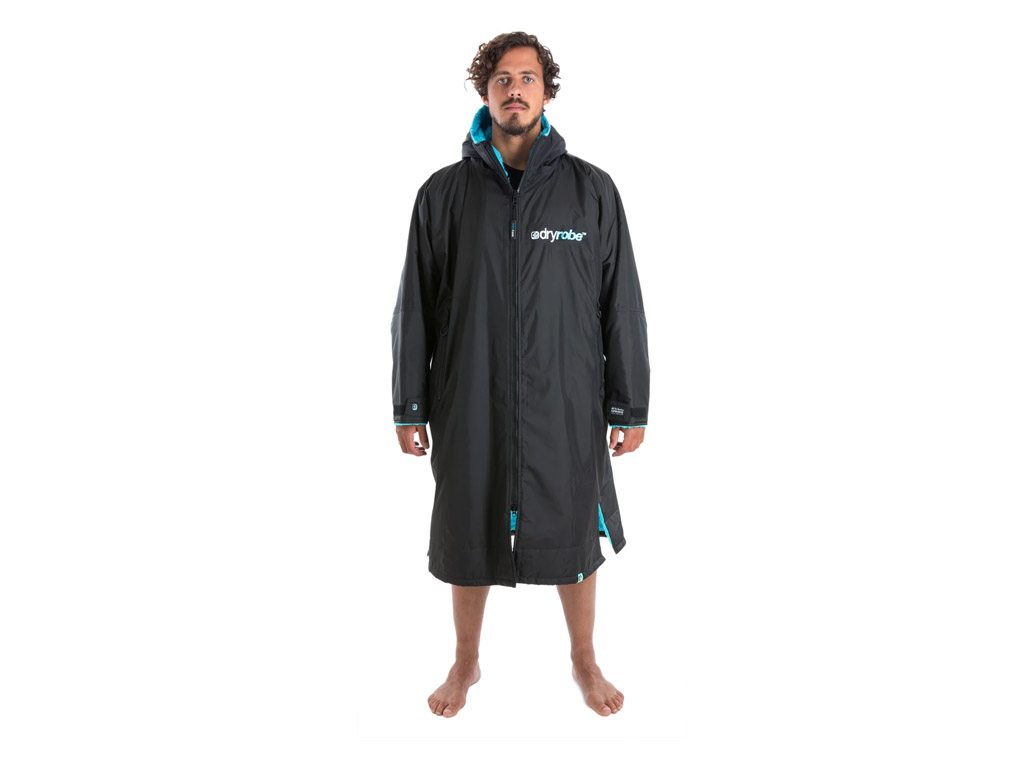 dryrobe Advance Long Sleeve - Blue - 12th April
