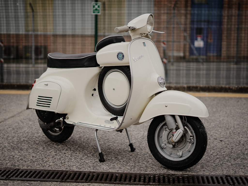 1967 Vespa 50 SS - 19th April