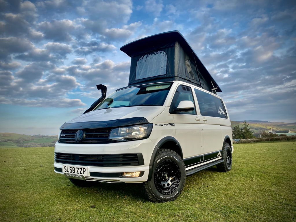 VW T6 Highline - 4 Motion - 4x4 Off Road - 100% Off Grid Swamper - 3rd May