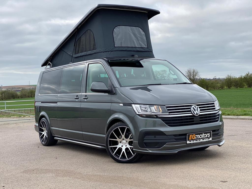 2020 T6.1 Grey Highline DSG - 19th April