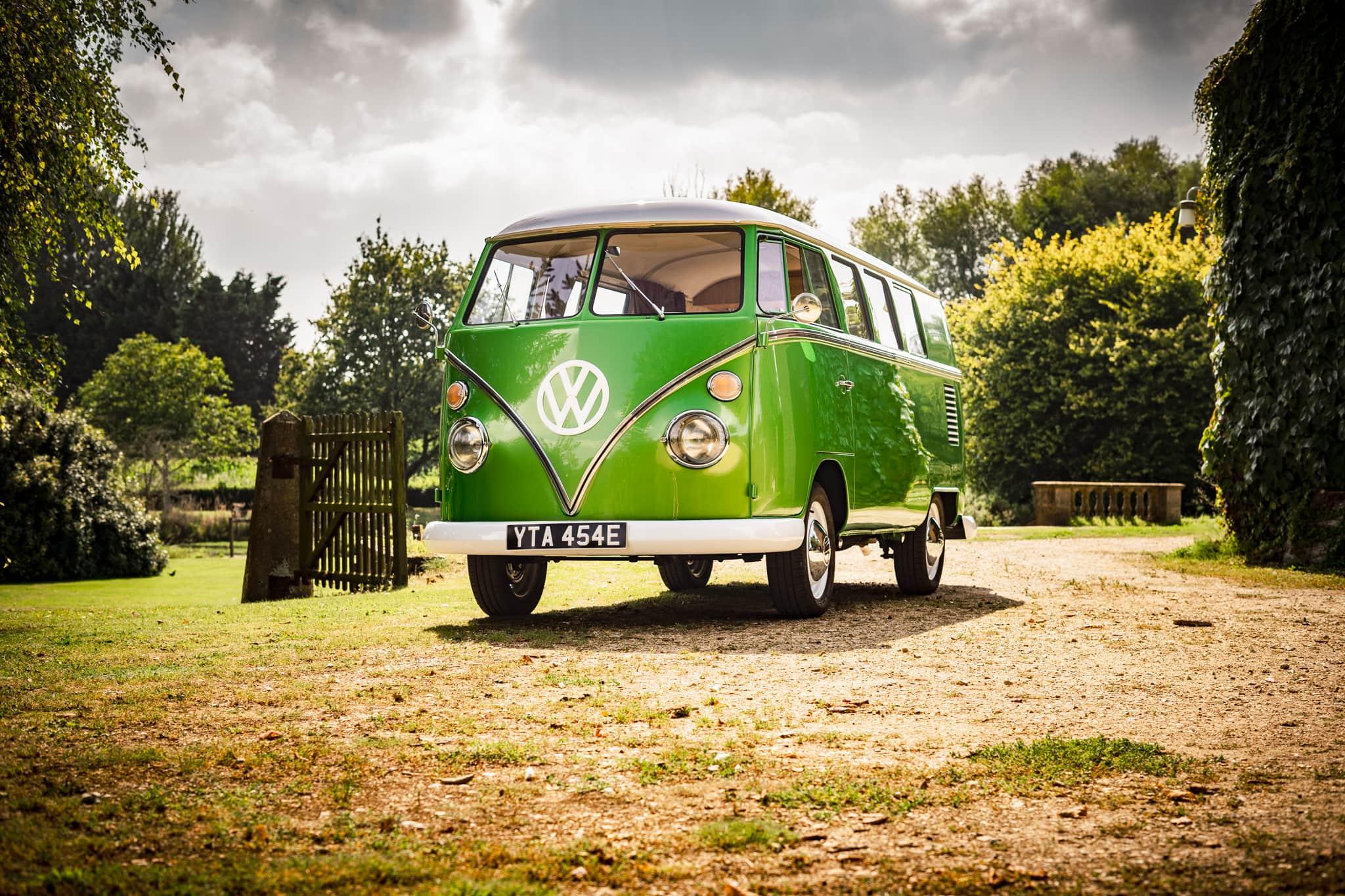 Hattie the VW Splitscreen - Absolute Stunner - 13th Sep