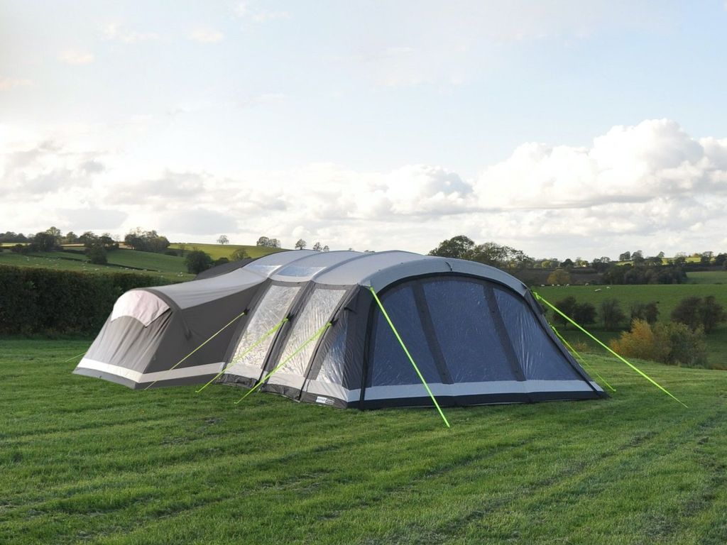 2021 AirTek 7 Inflatable Tent - 3rd May